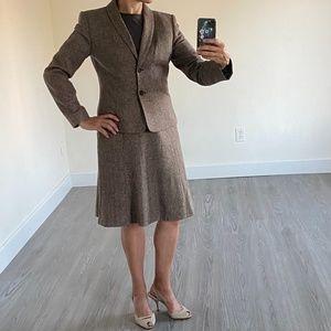 Calvin Klein skirt business suit set 6